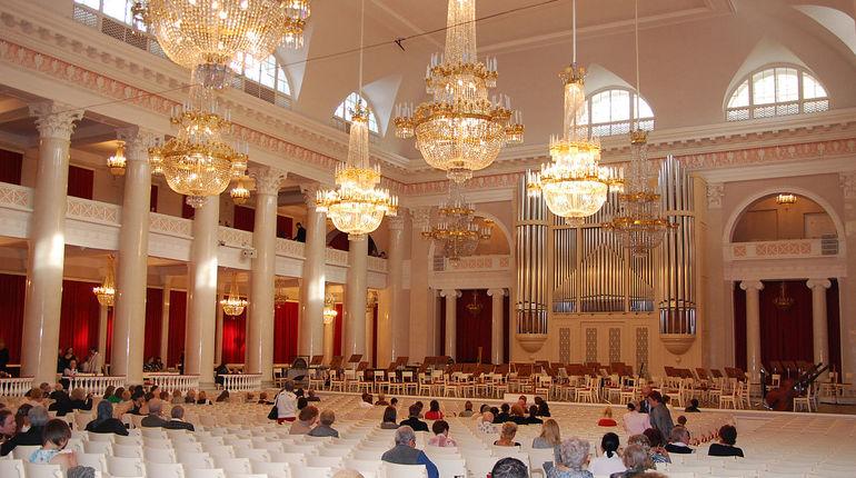 В Большом зале Филармонии состоится грандиозное музыкальное приношение «Чайковский-гала»