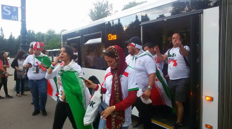В Петербурге автобусами-шаттлами в день матча Марокко – Иран в Петербурге воспользовались почти 30 тысяч зрителей. Некоторые автобусы работали до утра.