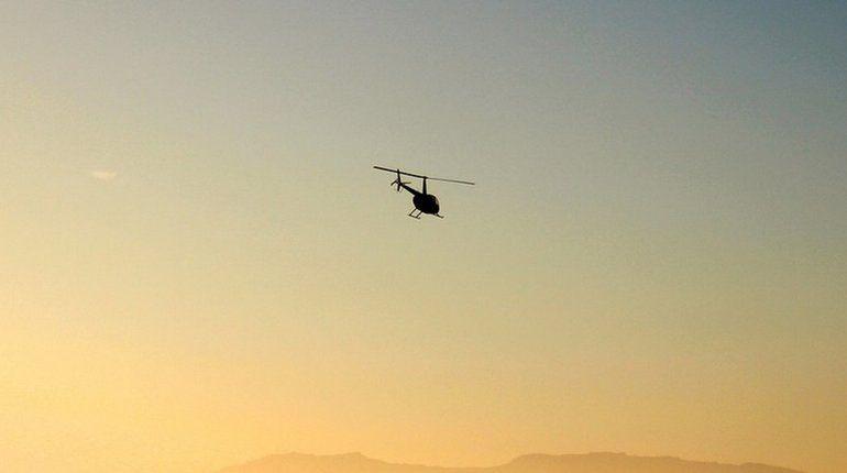 В Ненецком автономном округе (НАО) облетавший площадки газонефтедобычи вертолет опрокинулся после посадки. Никто не пострадал.