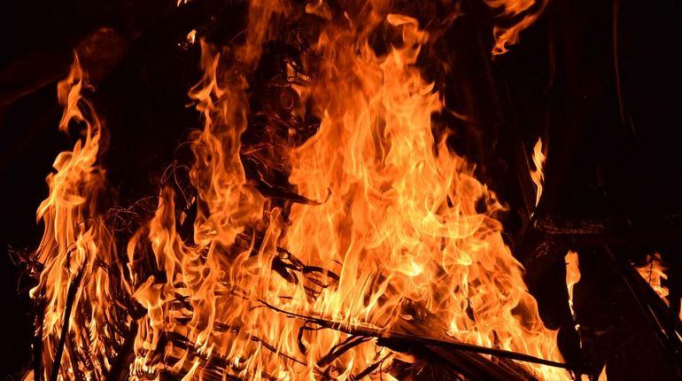 Сложную ситуацию сейчас можно наблюдать в регионах Ленобласти, в некоторых местах класс пожароопасности достиг 5 уровня.