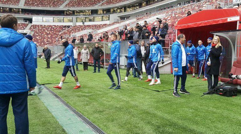 Полиция Москвы объяснила, почему возникла давка в Лужниках после матча Россия – Аргентина