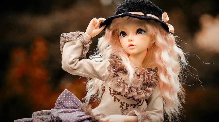 На Елагином острове откроется выставка авторских кукол
