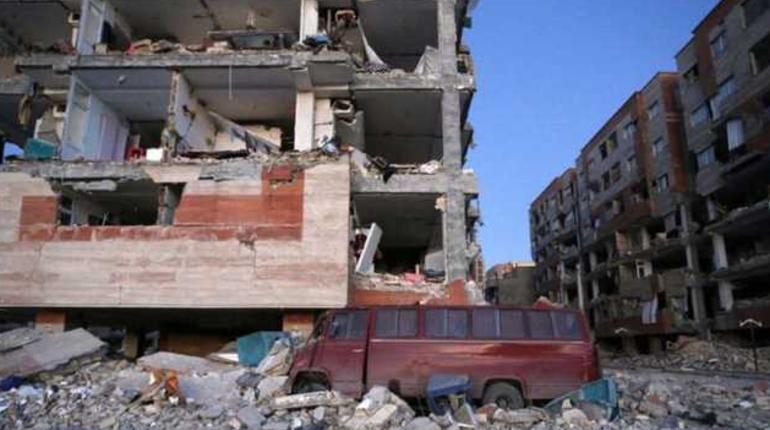 Более 200 человек погибли в Иране и Ираке в результате землетрясения