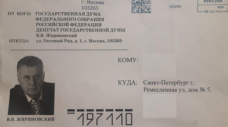 Жириновский придет на помощь жильцам дома на Ремесленной