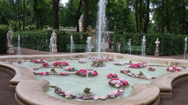 В Летнем саду Петербурга стартовал фестиваль