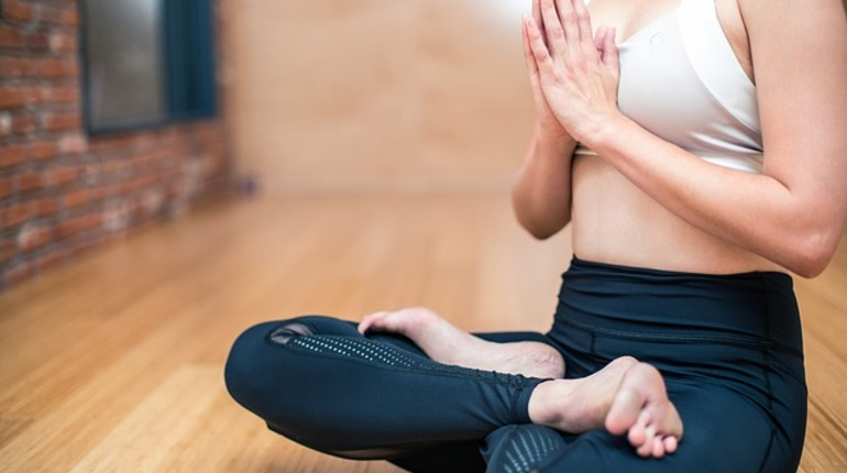 В Петербурге провели Международный день йоги