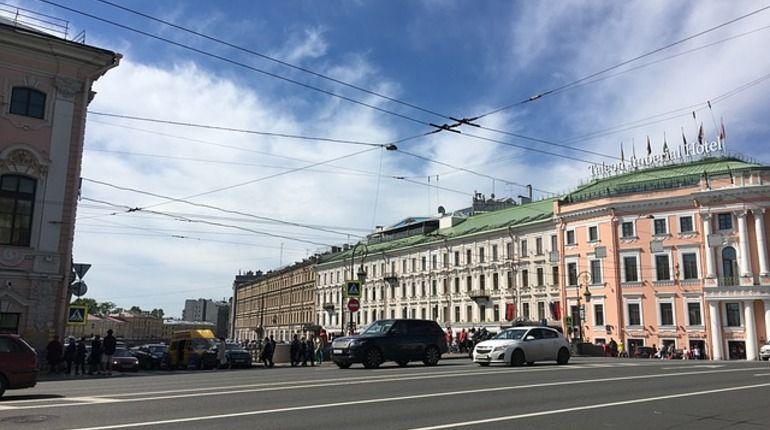 Петербуржские власти одобрили Концепцию развития пешеходных пространств имаршрутов