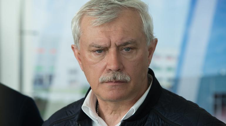 Сегодня, 26 июня, на заседании правительства Санкт-Петербурга губернатор города Георгий Полтавченко наградил руководителей органов исполнительной городской власти.