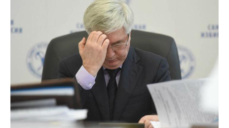 Глава петербургского Горизбиркома уходит в отставку