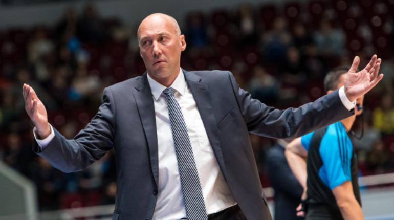 Карасев останется тренером баскетбольного «Зенита»