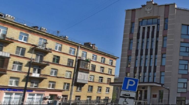 Бомбы в Невском районном суде не нашли
