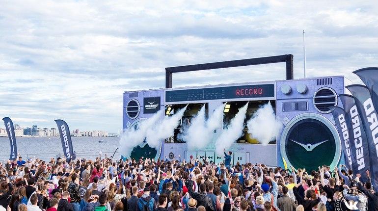 VK Fest в Петербурге откажется от курения и займется благотворительностью
