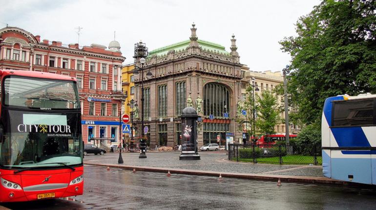 Главный синоптик Петербурга пообещал потепление до +22