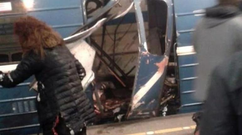 СК назвал группировку, стоявшую за терактом в метро Петербурга