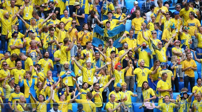 Стадион «Санкт-Петербург» чуть не добрал до аншлага