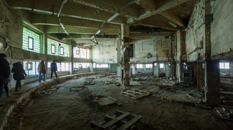 Судьбу Левашовского хлебозавода обсудят во Всемирном клубе петербуржцев