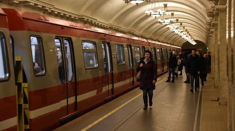 Петербуржцы вновь могут воспользоваться станцией «Старая деревня»