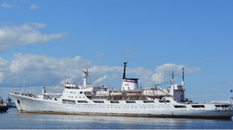Ремонт «Адмирала Владимирского» завершится только в следующем году