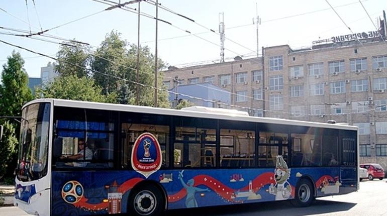 В Петербурге шаттлы перевезли 122 тысячи болельщиков