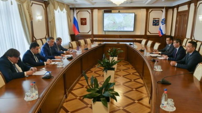 Ленобласть и Казахстан укрепляют сотрудничество