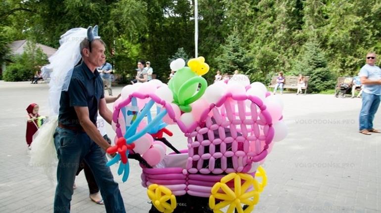 В Красногвардейском районе пройдет «Парад колясок»