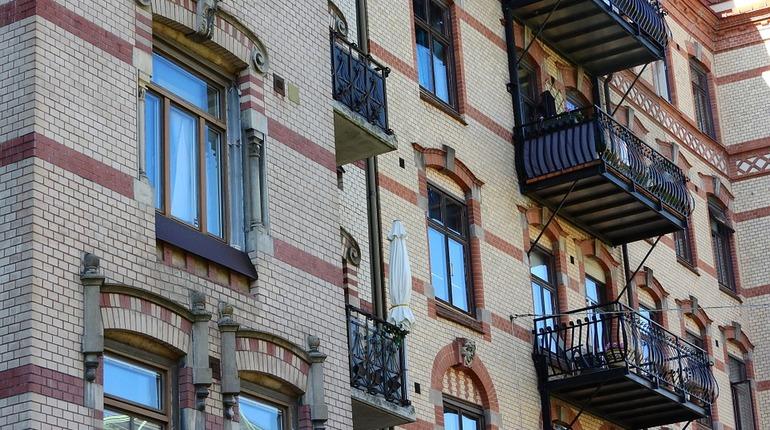 За прошедший месяц в Петербурге ввели в эксплуатацию 89 домов