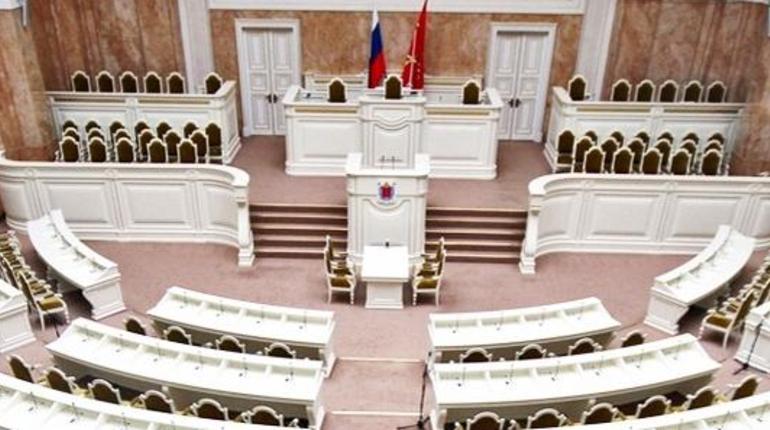 ЗакС Санкт-Петербурга ушел в отпуск до сентября