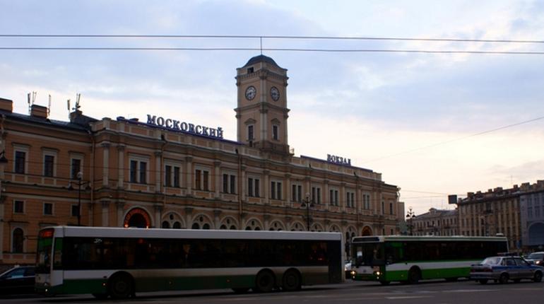 На Московском вокзале проверяли подозрительный предмет