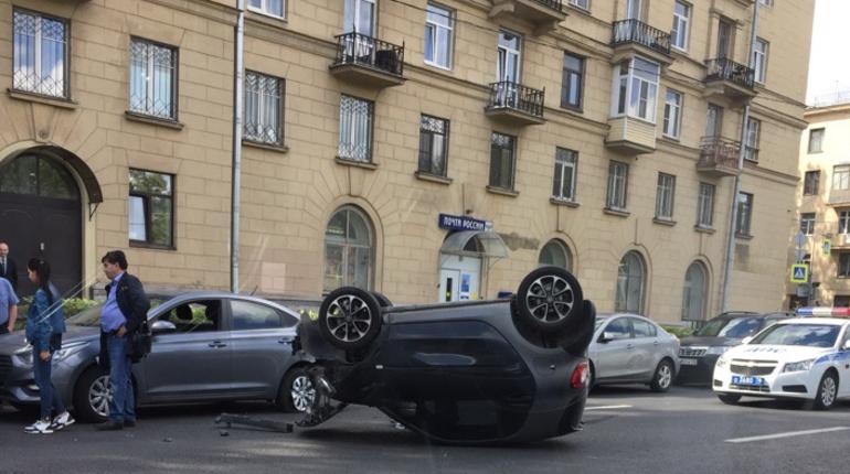 В Петербурге за день насчитали четырех «перевертышей»