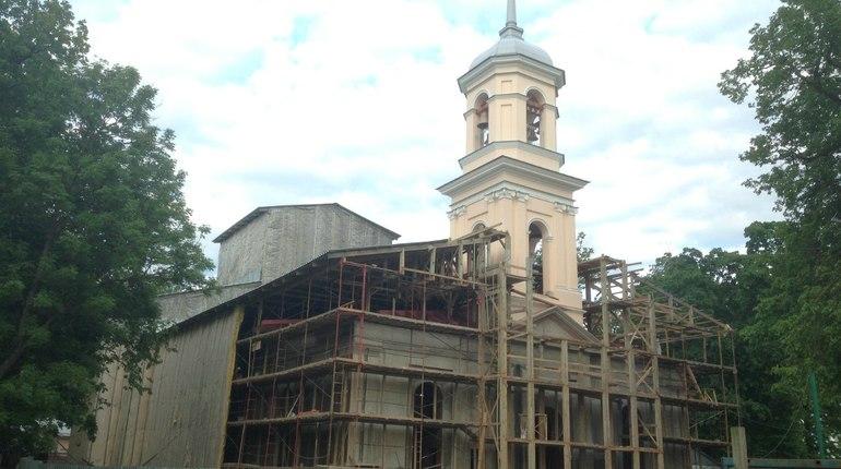 Храм в Путилово вновь начнет принимать прихожан