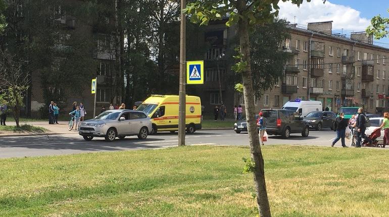 Очевидцы: пешехода сбили на Караваевской улице