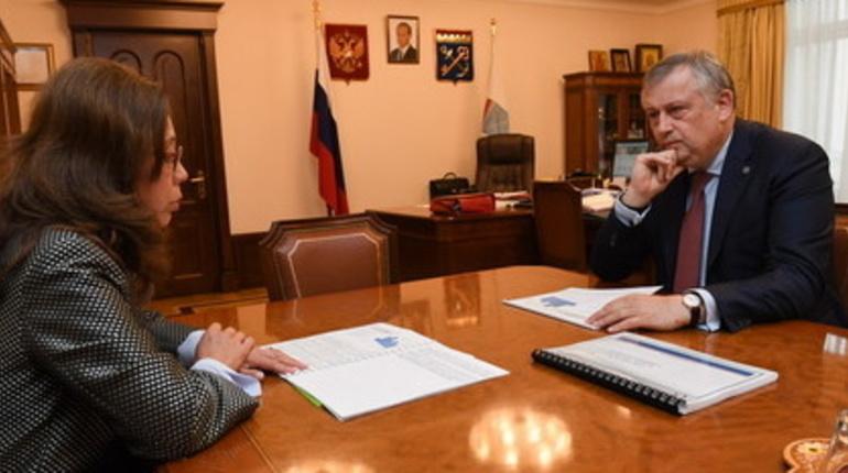 Дрозденко заставит чиновников отчитаться перед бизнесом за 1 день