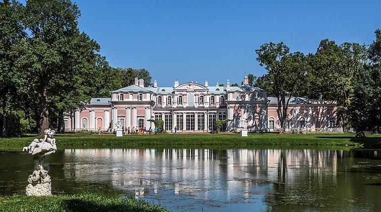 Китайский дворец в Ораниенбауме отреставрируют к 2023 году