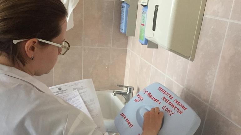 Больницы Адмиралтейского района не прошли проверку Роспотребнадзора