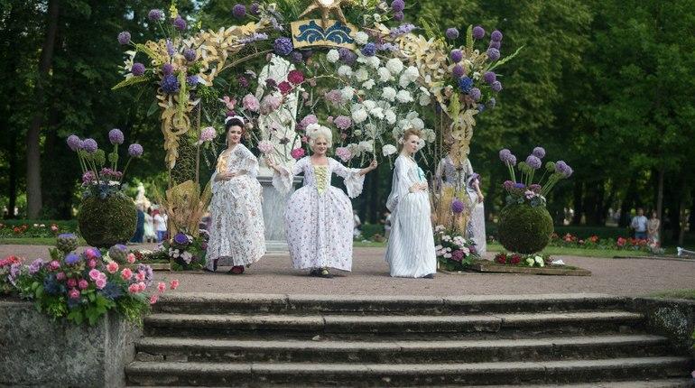 В Павловске пройдет фестиваль цветочного и ландшафтного искусства