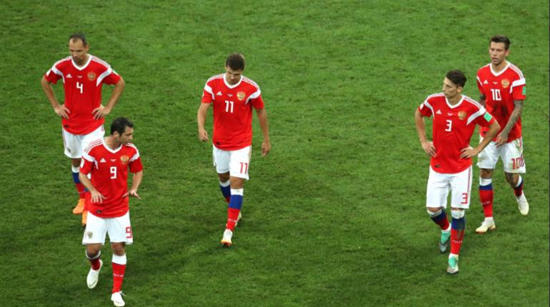 Россия совершила чудо: 2:2 в матче с Хорватией
