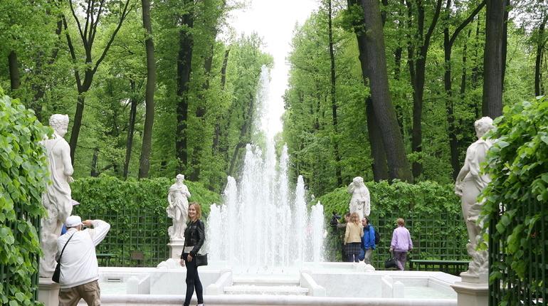 Звуки классической музыки разольются по Летнему саду