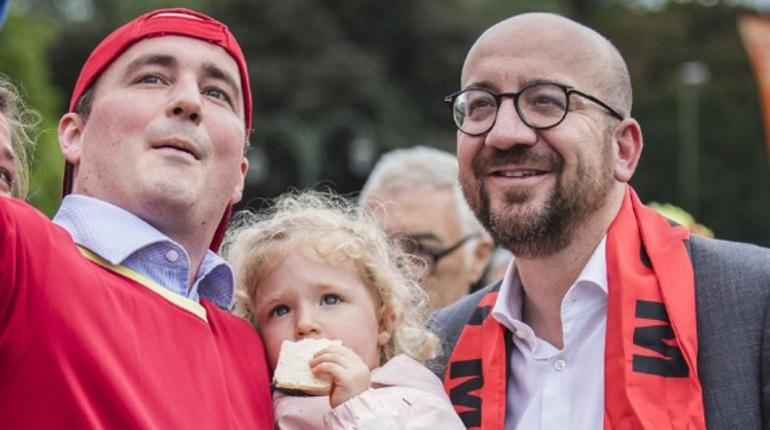 На игру ЧМ в Петербурге ждут бельгийского премьер-министра