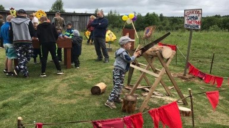 День вепсской деревни отпраздновали в Ленобласти