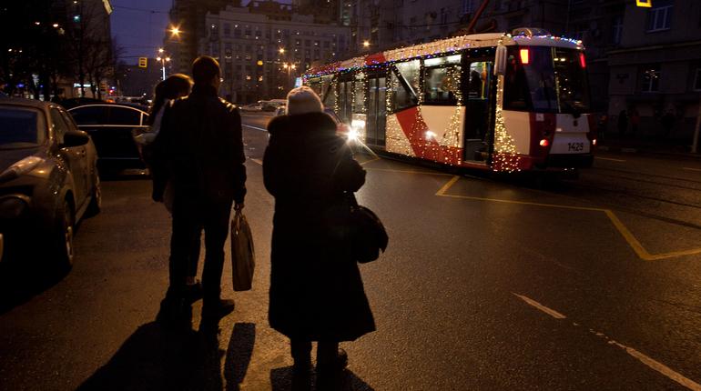 В день 1/2 ЧМ трамваи на Савушкина будут работать до 2 ночи