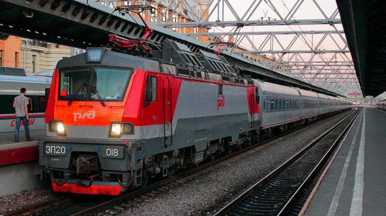 Между Петербургом и Москвой запустят самый медленный поезд