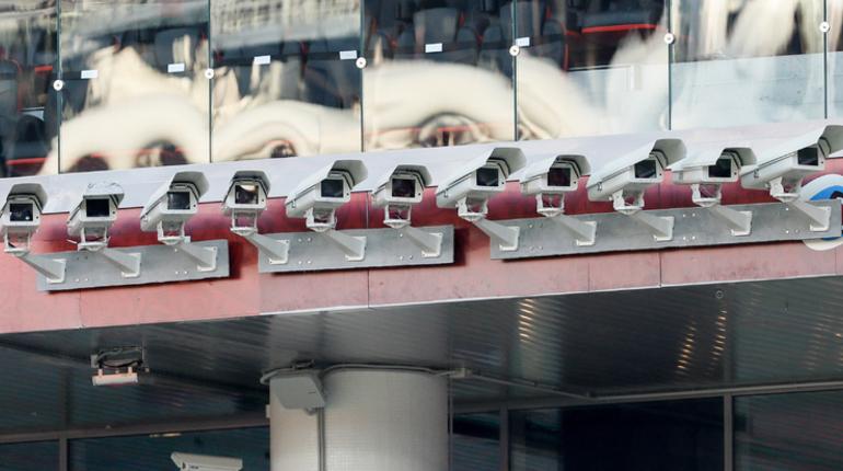 Число камер наблюдения в Петербурге до конца года достигнет 30 тысяч