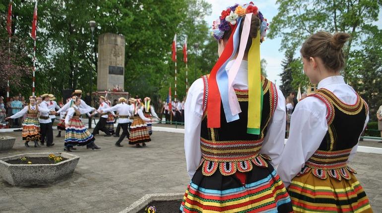 В России хотят открыть большой фестиваль национальных костюмов
