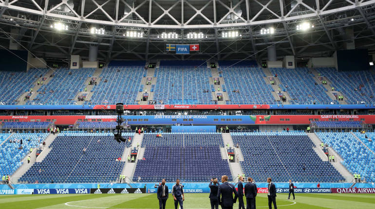 Матч Франция-Бельгия посмотрит 64 тыс. фанатов