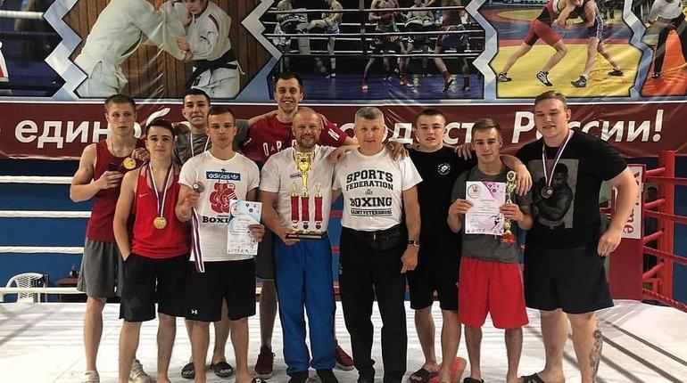 Боксеры НГУ имени Лесгафта выиграли семь наград на Универсиаде