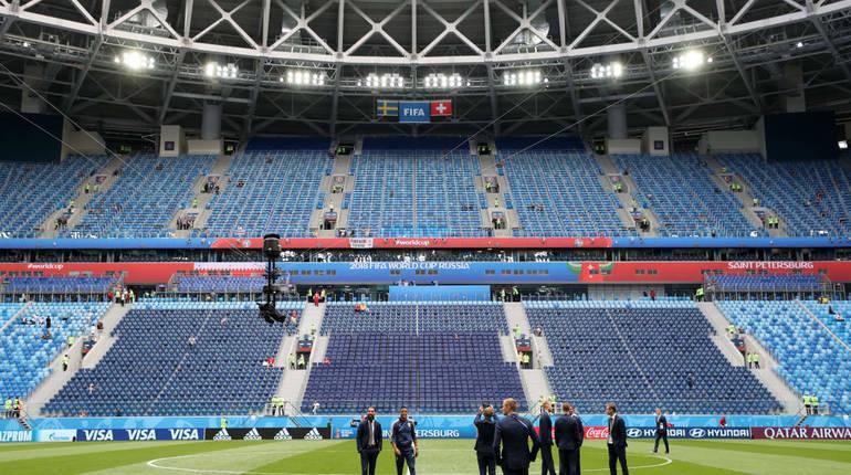 Стадион в Петербурге вошел в тройку востребованных у болельщиков