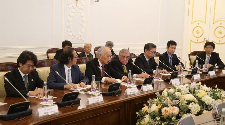 Японцы приехали в Петербург изучать освоение Арктики