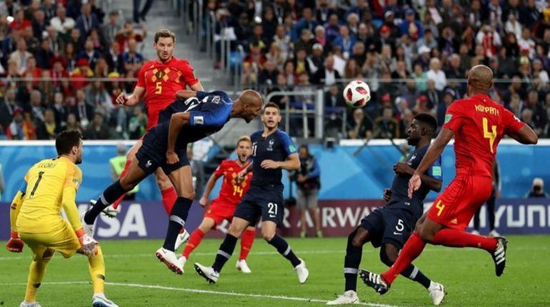 В Петербурге сборная Франции стала финалистом Чемпионата