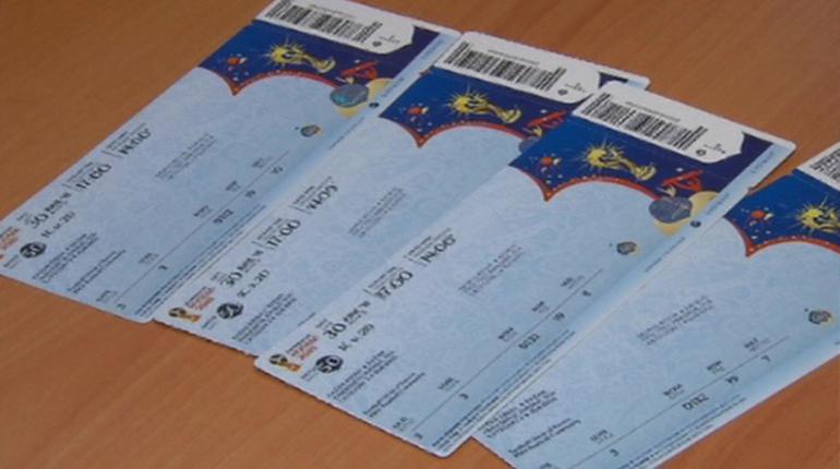 Петербуржец пытался продать билеты на полуфинал за 55 тысяч рублей