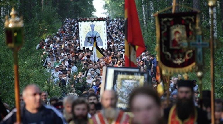 В Петербурге и области пройдет крестный ход в память о царской семье